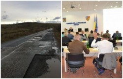PSD a mai dat o palmă arădenilor. De ce au votat consilierii judeţeni PSD, împotriva modernizării drumului Gurahonţ- Dieci- Buteni?!