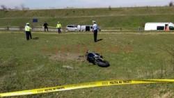 ȘOCANT ! Un tânăr motociclist a fost decapitat în urma unui groaznic accident rutier. ATENȚIE imagini șocante