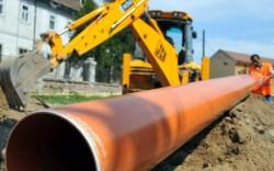 S-a semnat recepţia la terminarea lucrărilor pentru reţelele de apă şi canalizare din Ineu, Pâncota, Şiria şi Galşa