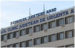 Fonduri europene pentru Spitalul Județean Arad!