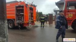 Incendiu la o casă privată în Confecții