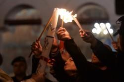 Lumina Sfântă va fi adusă şi în acest an la Arad!