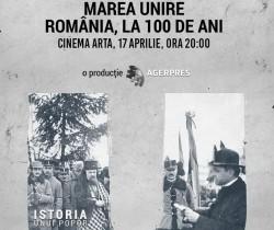 Marea Unire – România, la 100 de ani!