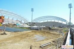 Primăria Arad a scos la licitaţie gazonul pentru Stadionul UTA