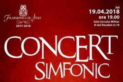 Filarmonica din Arad îşi propune concertul nr. 1 pentru pian de Johannes Brahms