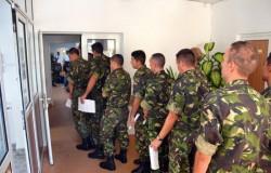 Procesul de recrutare şi selecţie a rezerviştilor voluntari ai Armatei României continuă şi în 2018