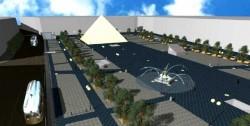 Al şaselea vot negativ pentru parcarea subterană din  Piaţa Avram Iancu