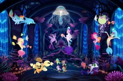 "Filmul de Animație ""My Little Pony"" proiectat la cinematograful din Grădiște"