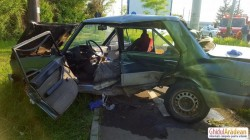 Șoferul vinovat de accidentul produs luni seara de pe Calea Zimandului, a murit marți dimineața