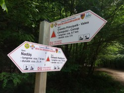 29 trasee turistice din județul Arad au fost omologate
