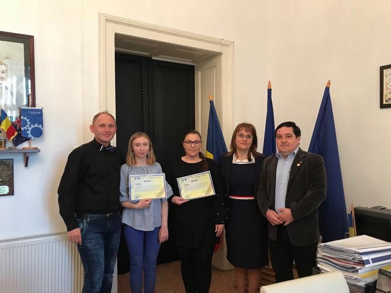 UAV Arad pe primul loc  în competiții  studențești
