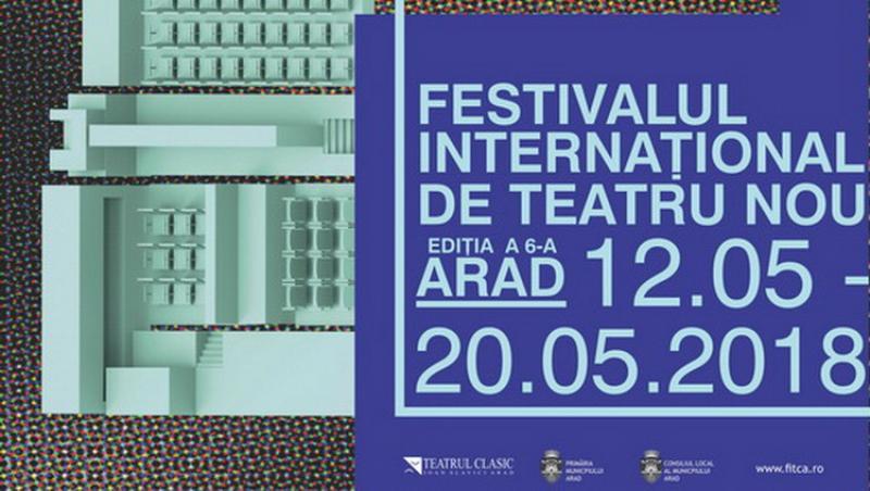 S-au pus în vânzare biletele pentru Festivalului Internațional de Teatru Nou de la Arad