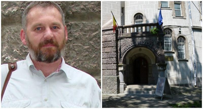 Peter Hügel  a demisionat din funcţia de manager al Complexului Muzeal Arad
