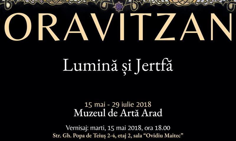 """Muzeul de Artă din Arad găzduieşte timp de 2 săptămâni expozitţia """"LUMINĂ ȘI JERTFĂ"""""""