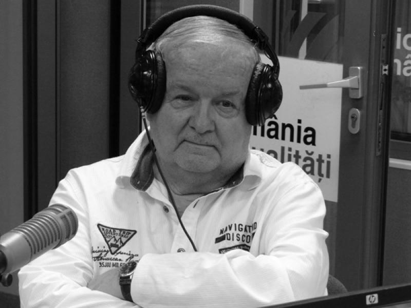 Cristian Țopescu a murit la vârsta de 81 de ani. Doliu în presa sportivă