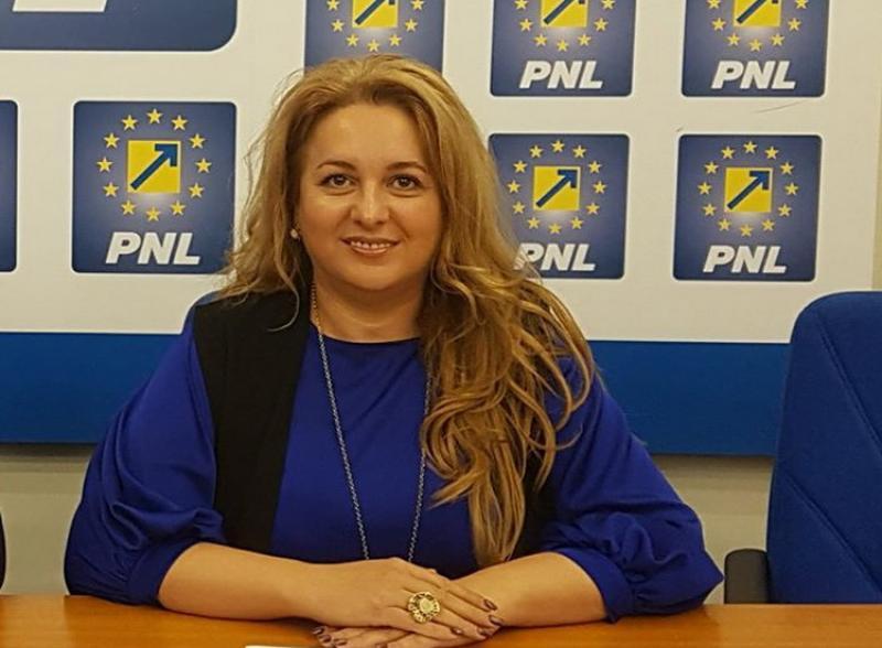"""Geanina Pistru (PNL): """"Brand-ul Aradului- provocarea lansată companiilor creative arădene!"""""""