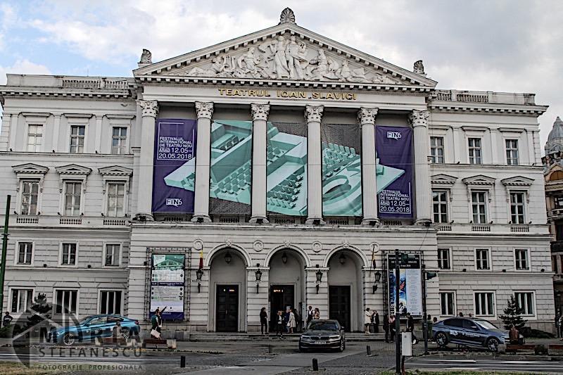 Festivalul Internaţional de Teatru Nou, ediţia a 6-a, la final de poveste