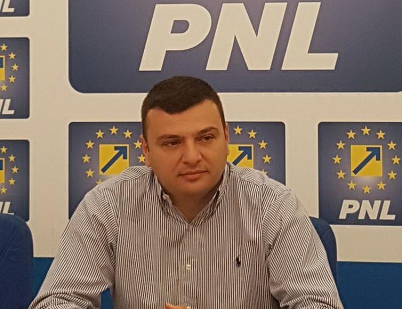 """Sergiu Bilcea(PNL): """"PNL susţine de 143 de ani România europeană!"""""""