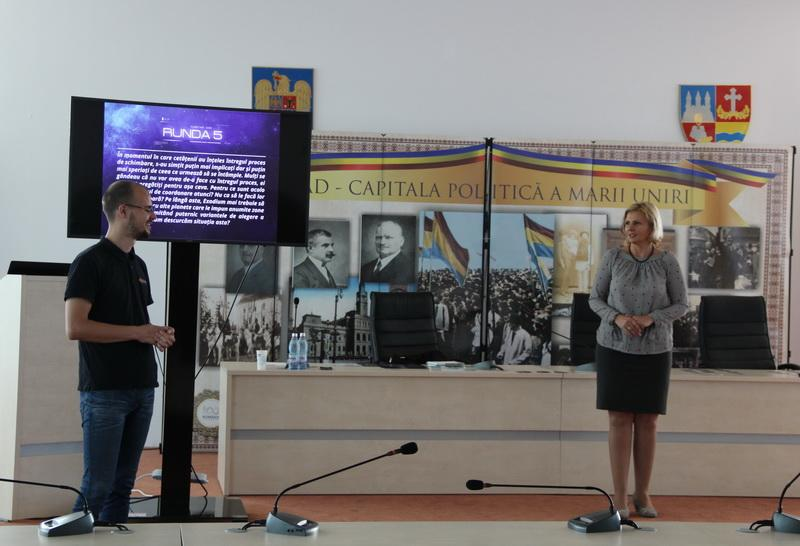 Consiliul Judeţean Arad, prima instituţie din ţară care aplică un program pilot de perfecţionare
