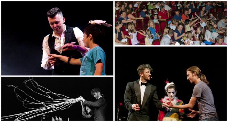 """A patra ediție a Festivalului de Teatru-Circ """"Fantasticoo"""" s-a încheiat"""