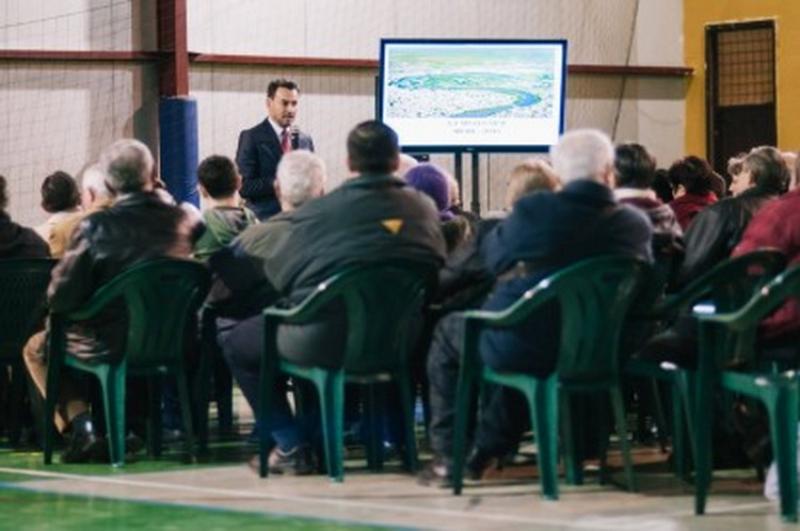 Întâlniri cetăţeneşti în cartierul Micălaca