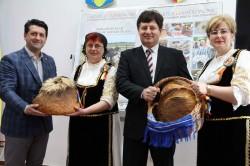 Francezii, interesați de Circuitul Gastronomic al județului Arad