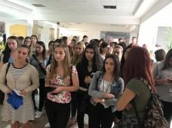 Ziua Porţilor Deschise la Universitatea Aurel Vlaicu din Arad