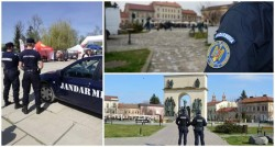 Bilanțul misiunilor de ordine publică a jandarmilor arădeni cu ocazia minivacanței de 1 mai