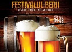 Începe Festivalul Berii la ARAD. Se anunță un sfârșit de săptămână plin de distracție!