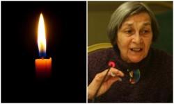 Doina Cornea, fostă disidentă a regimului comunist, a murit la vârsta de 89 de ani
