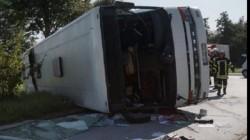 Grav accident de circulație, petrecut marți dimineața. 7 persoane au fost rănite