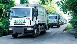 Polaris rămâne în Arad, se vor ocupa de salubrizarea stradală şi de deszăpezire
