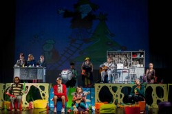 Festivalul Internațional de Teatru Nou, la jumătatea drumului cu povești teatrale culese din viața reală