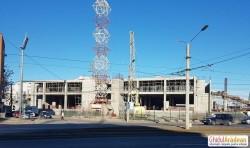 ŞI TOTUŞI.....Aradul este unul dintre puţinele oraşe care construiesc un stadion din fonduri proprii! Există însă şi nemulţumiţi!