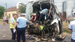 Elicopterul SMURD solicitat lângă Secusigiu unde a avut loc un grav accident rutier
