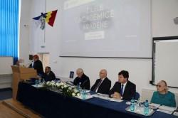 """Deschiderea Zilelor Academice ale Universităţii de Vest """"Vasile Goldiş"""""""
