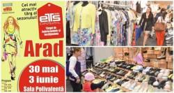 Târgul Expo TexStil REVINE la Arad în perioada: 30 mai – 3 iunie!