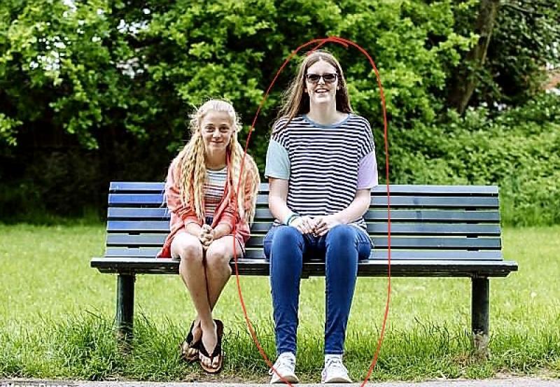 La 12 ani a intrat în Cartea Recordurilor. Ea are 1,88 m și este cea mai înaltă fată din lume