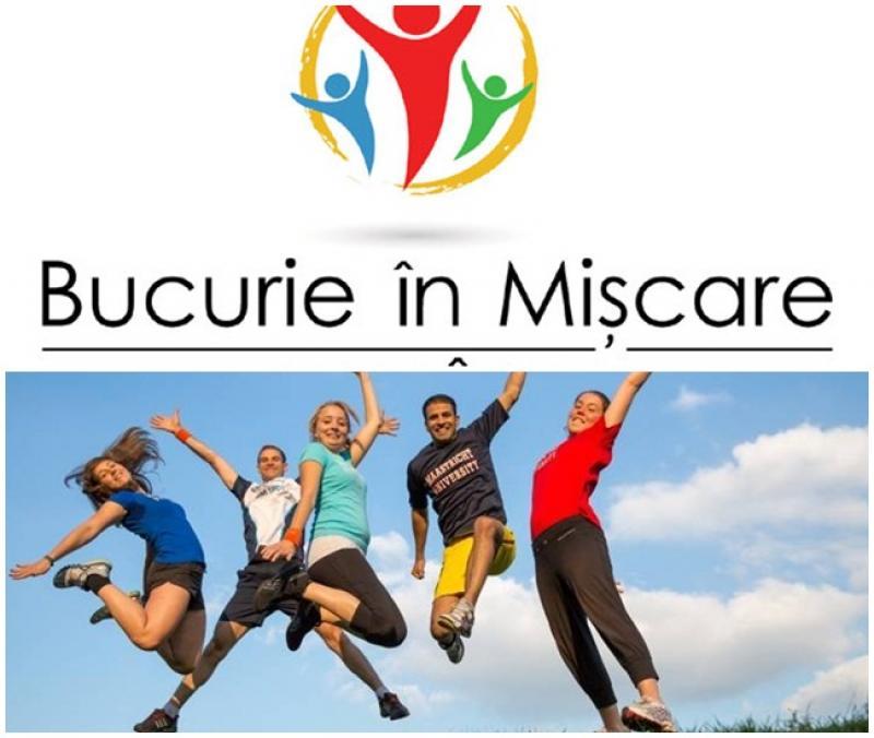 Bucurie în Mișcare România, ediția a VII-a