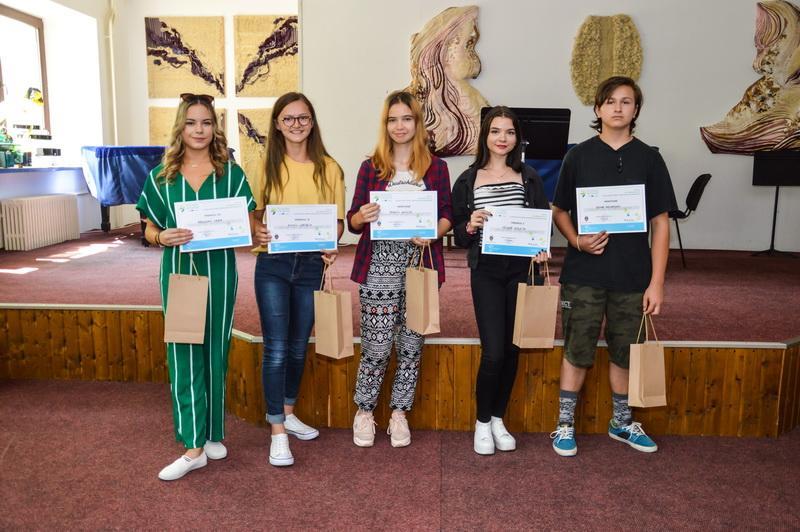 Câştigătorii concursului UTILIZAREA EFICIENTĂ A ENERGIEI - GHIDĂM TRANZIȚIA CĂTRE O ENERGIE CURATĂ