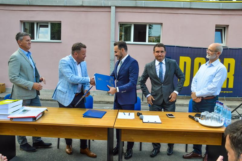Toate contractele de Regenerare urbană a cartierului Micălaca au fost semnate