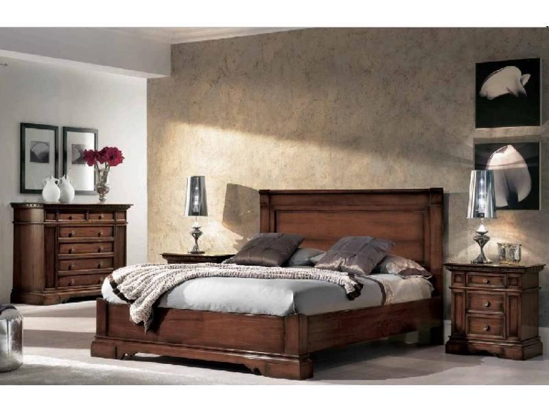 Trei seturi de mobilă pentru dormitor din lemn masiv potrivite pentru camera matrimonială sau cea de oaspeţi