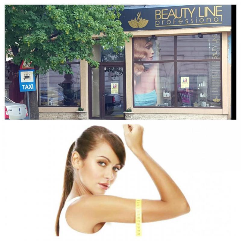 SLĂBEȘTE acum RAPID și SIGUR, la Salonul Beautyline din Arad ! (P)