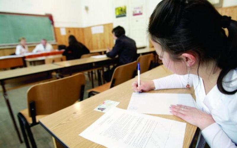 Evaluarea națională la clasa a VIII-a - proba la Matematica