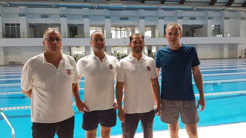 20 de medalii pentru CSM Arad la Campionatul Național de Înot Masters Târgoviște 2018