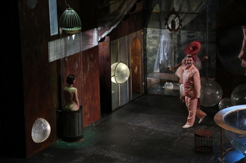 Comedie în premieră, pe scena Teatrului Clasic Ioan Slavici