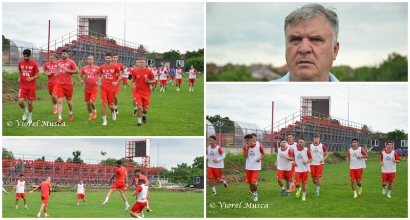 UTA Arad din nou în iarba...sezonul 2018-2019 începe în august