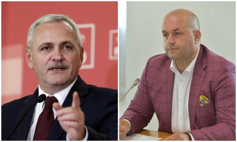 Liviu Dragnea condamnat la 3 ani şi 6 luni de închisoare! Bodyguardul Căprar flutură steagul linguşelii!