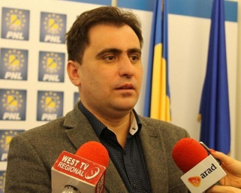 """Ioan Cristina, senator PNL: """"Liviu Dragnea, condamnatul care conduce încă Romania"""""""