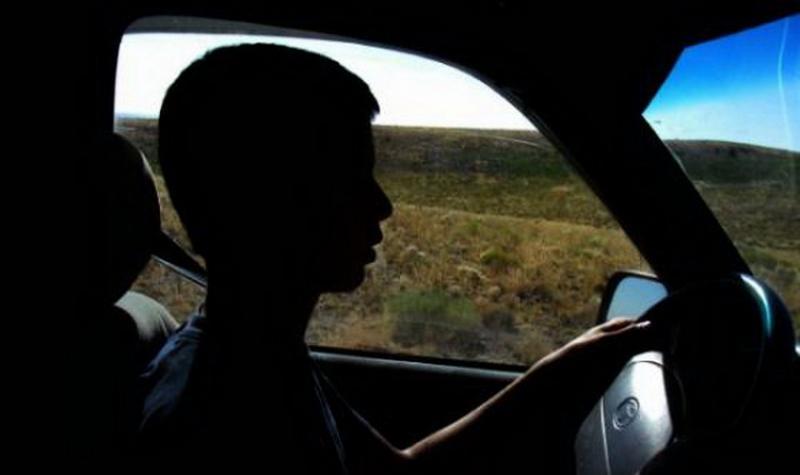 Minor depistat la volan de polişiştii din Șepreuș